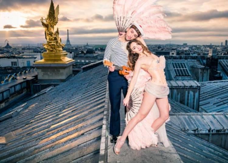 Baudelaire � Paris 18�me