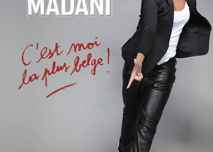 Nawell Madani � Tinqueux