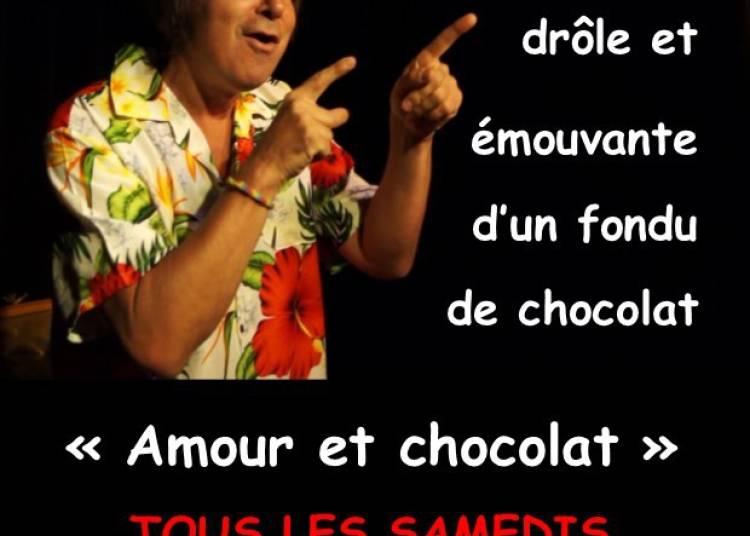 Paolo Touchoco dans Amour et Chocolat � Paris 19�me