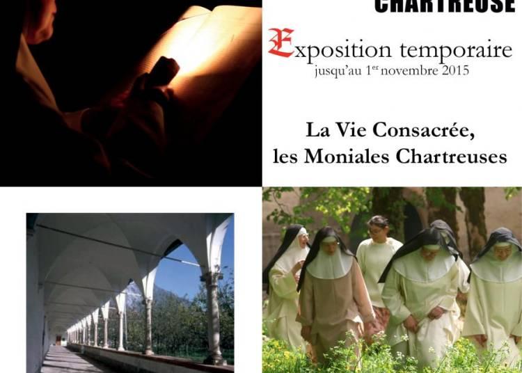 La vie Consacr�e, les moniales Chartreuses � Saint Pierre de Chartreuse
