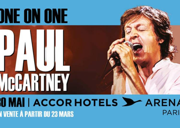 Paul Mccartney � Paris 12�me