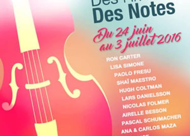 Des Rives & Des Notes 2016