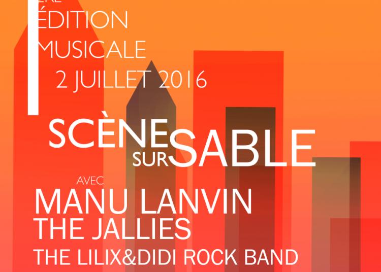 1�re Edition Musicale - Sc�ne sur Sable � Larchant