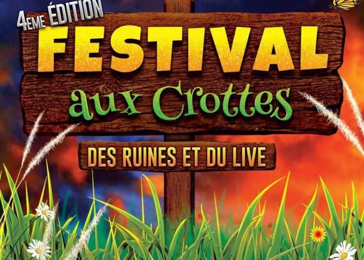 Festival aux Crottes #4 - Des Ruines et du LIVE 2016