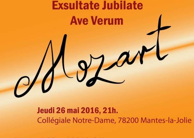 Mozart Grande Messe En Ut Mineur � Viroflay