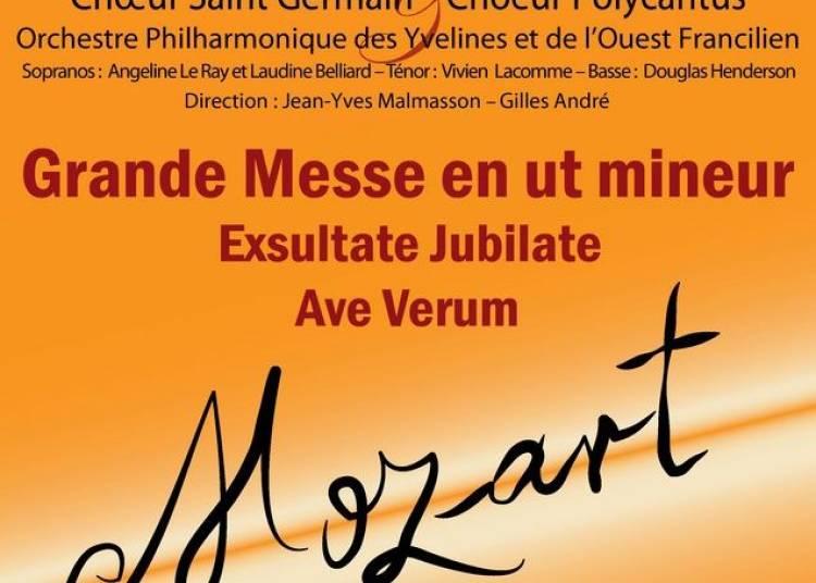 Mozart Grande Messe En Ut Mineur � Saint Germain en Laye