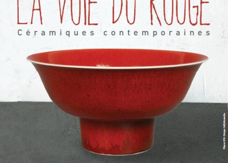 La Voie du Rouge � Saint Quentin la Poterie