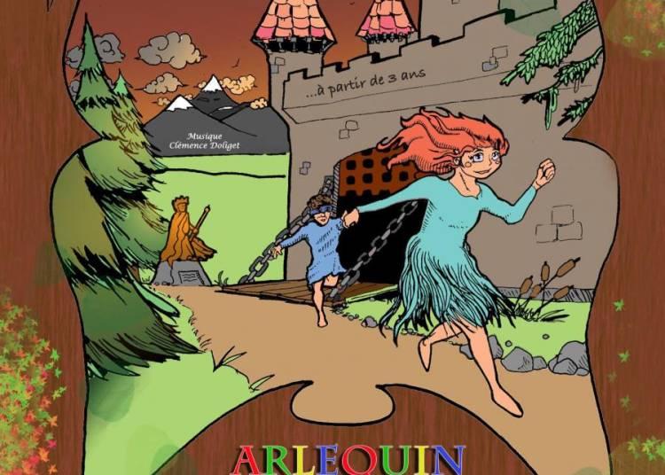 Arlequin et la Danseuse � Paris 10�me