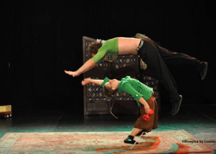 Mourenx fait son Cirque ! � Orion