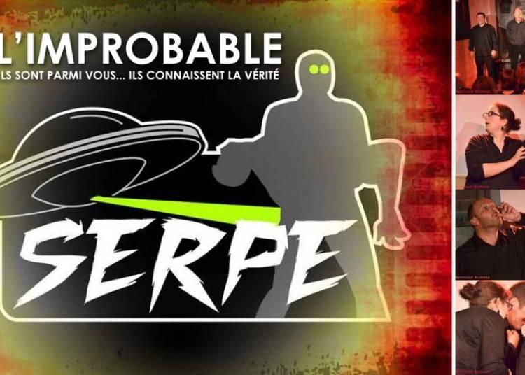 L'improbable, par la troupe la S.E.R.P.E. � Fougeres