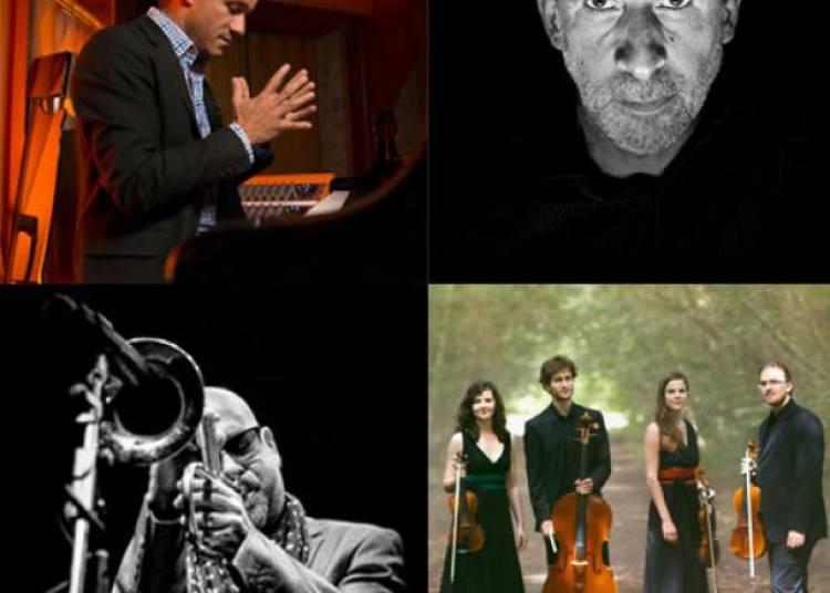 Jacky Terrasson Quintet Une Nuit Jazz Autour De Ravel � Paris 6�me