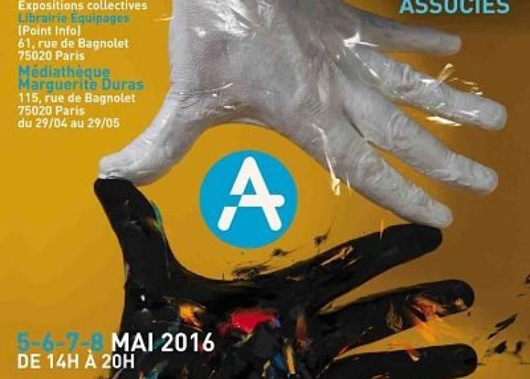 28e Portes ouvertes des Ateliers des artistes du P�re Lachaise Associ�s � Paris 20�me