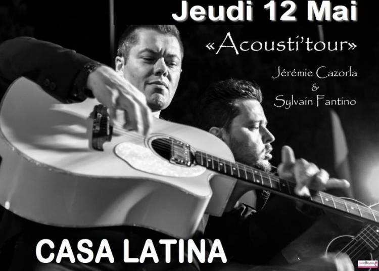 Open Zik Live : Acousti'tour � Bordeaux
