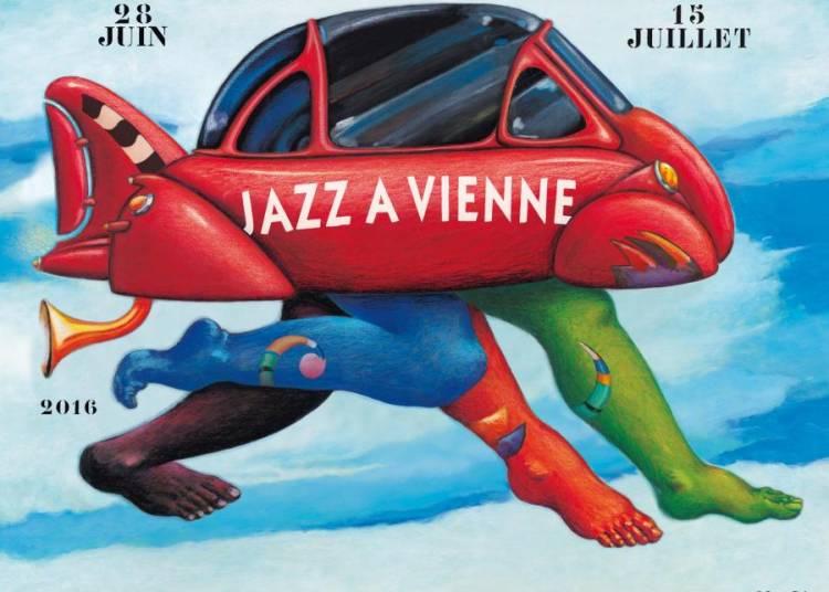Jazz � Vienne 2016