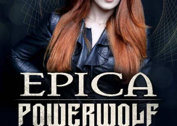 Epica et Powerwolf � Paris 19�me