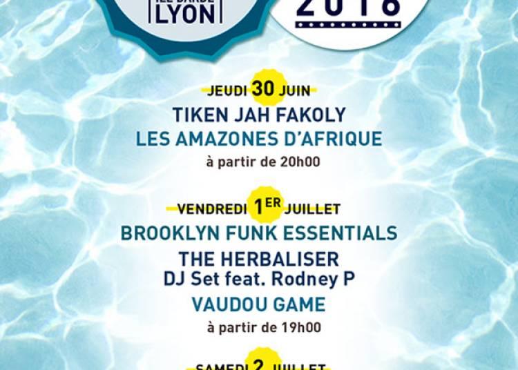 Ernest Ranglin & Friends � Lyon