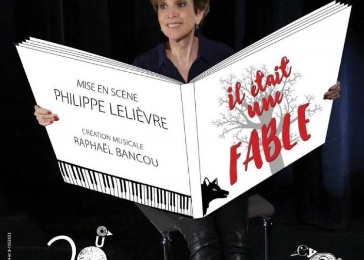 Il Etait une fable, Catherine Laborde � Paris 16�me