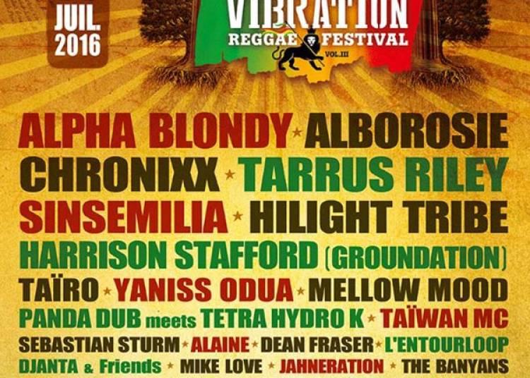 Summer Vibration Fest 2016