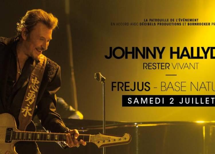 Johnny Hallyday - Rester Vivant � Frejus