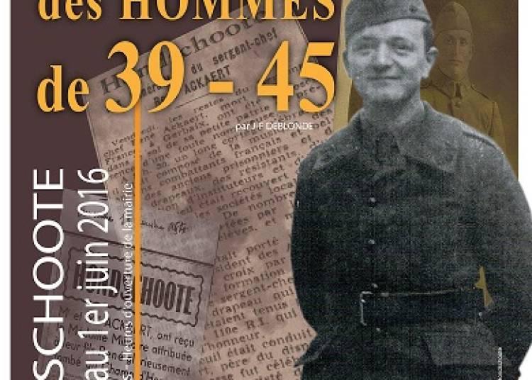 M�moire Individuelle  et Collective des Hommes de 39 - 45 � Hondschoote