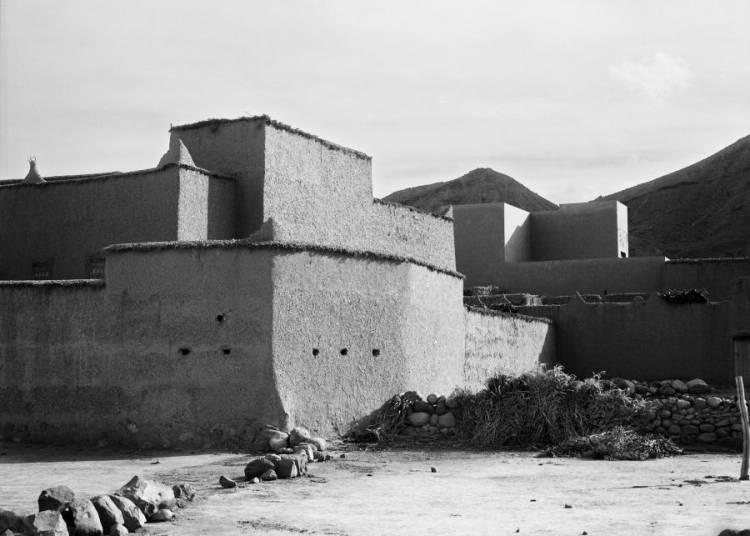 Photographies d'Alain Ceccaroli : Villages de terre � Lyon