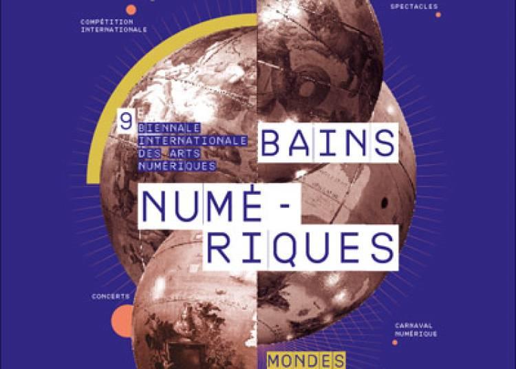 Festival des Bains num�riques 2016