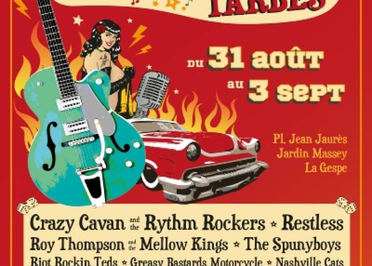 Festival Rockabilly De Tarbes 2016
