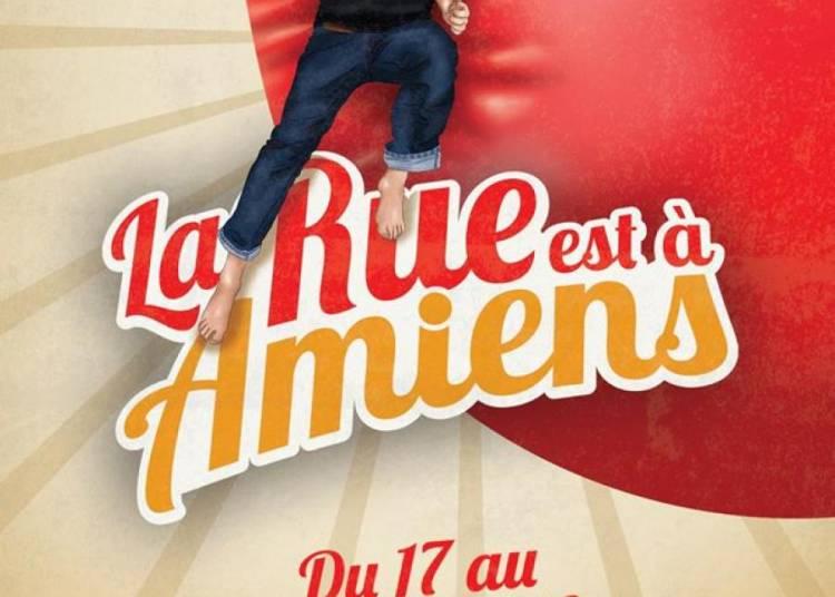 La rue est � Amiens, F�te dans la ville Amiens 2016