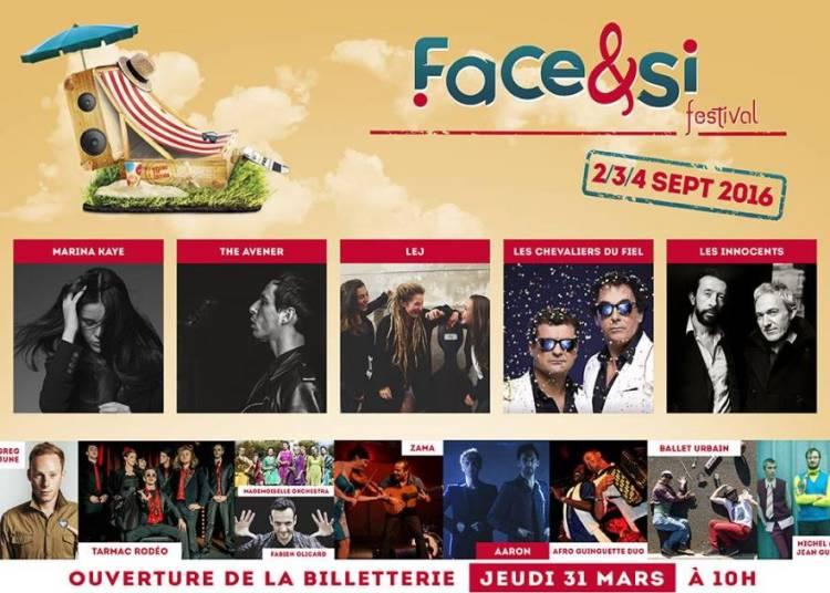 Festival Face et Si 2016