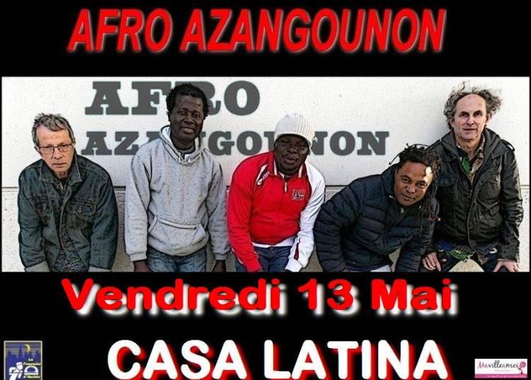 Afro Azangounon � Bordeaux