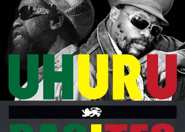 Black Uhuru et The Rasites � Billere
