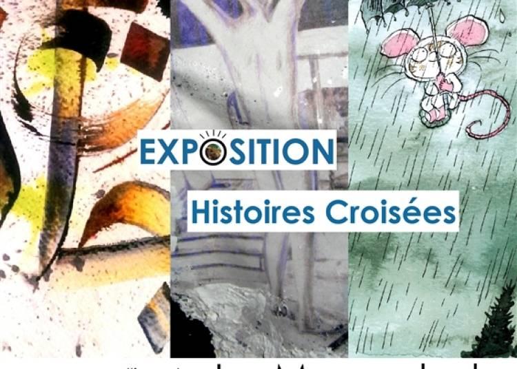 Histoires Crois�es - 3 artistes ! � Aix en Provence