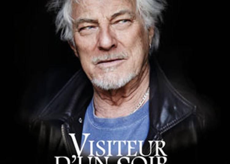 Hugues Aufray, Visiteur D'un Soir � Chateaurenard