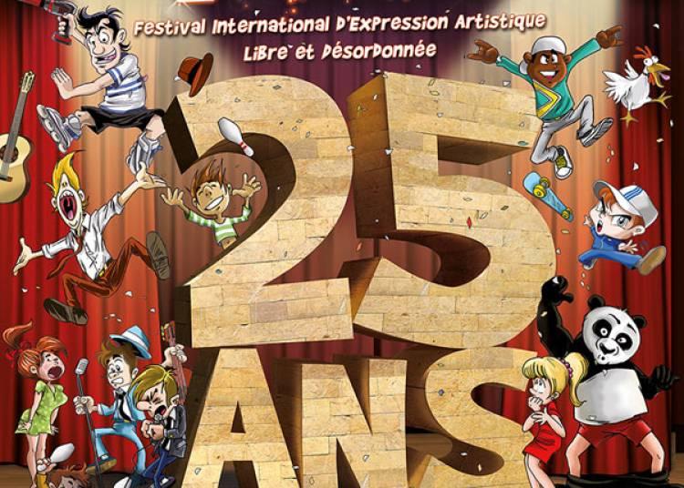 Les 25 Ans Du Fieald � Paris 18�me