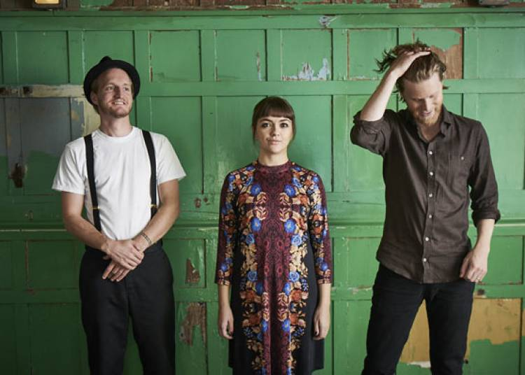 The Lumineers � Paris 8�me