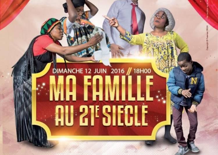 Ma Famille au 21�me si�cle � Paris 10�me
