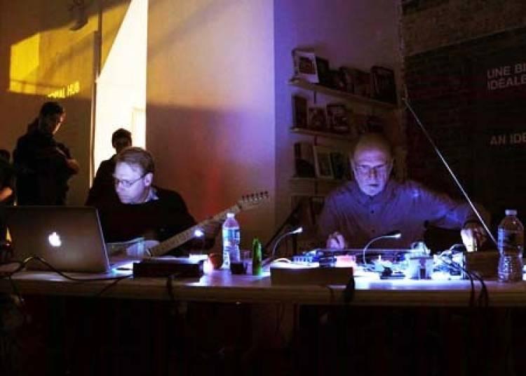 ONsemble avec Keith Rowe et Michael Pisaro � Nantes