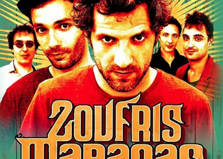 Zoufris Maracas � Tremblay en France