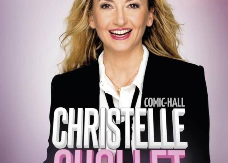 Christelle Chollet Dans Comic-hall � Paris 1er