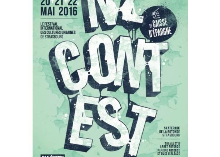 Festival International Des Cultures Urbaines De Strasbourg 2016
