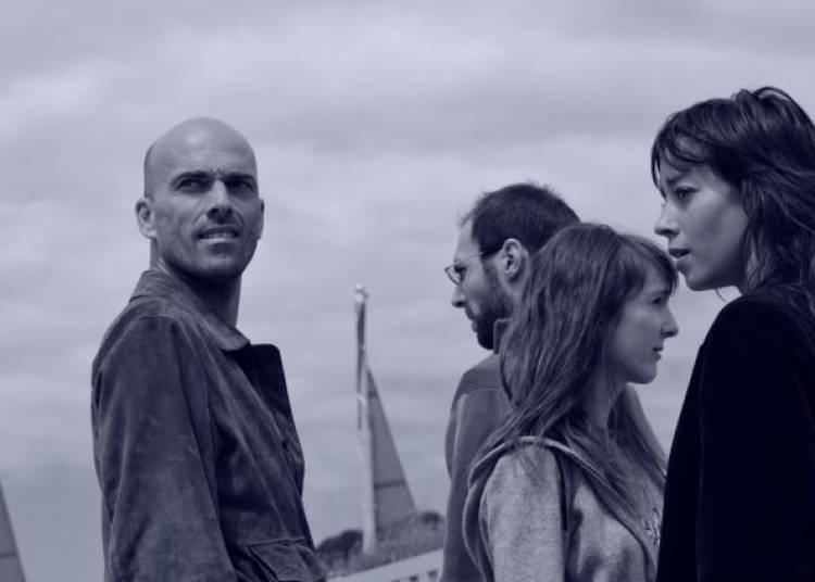 Come Alive ! Compagnie Mad et Sylvain Groud � Paris 19�me