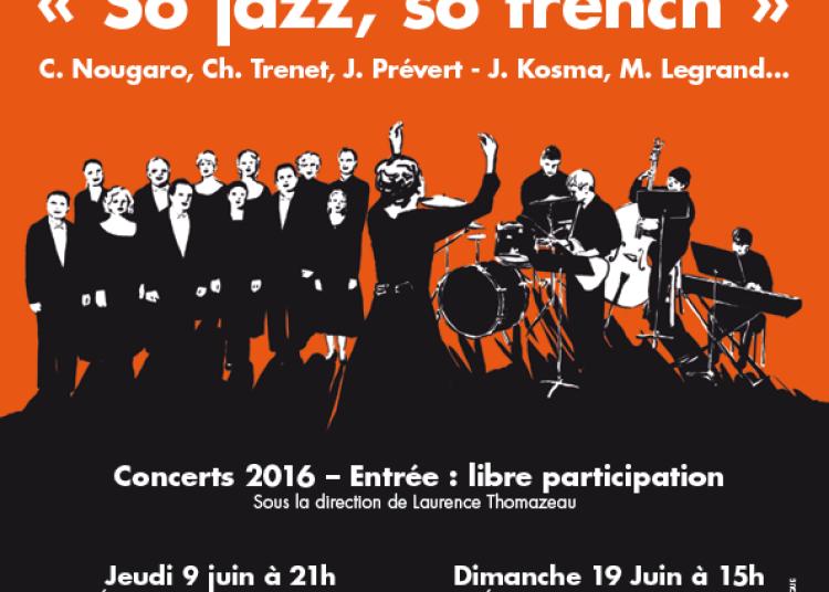So jazz, so french � Paris 17�me