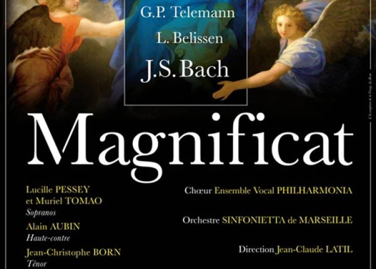 Magnificat � Arles
