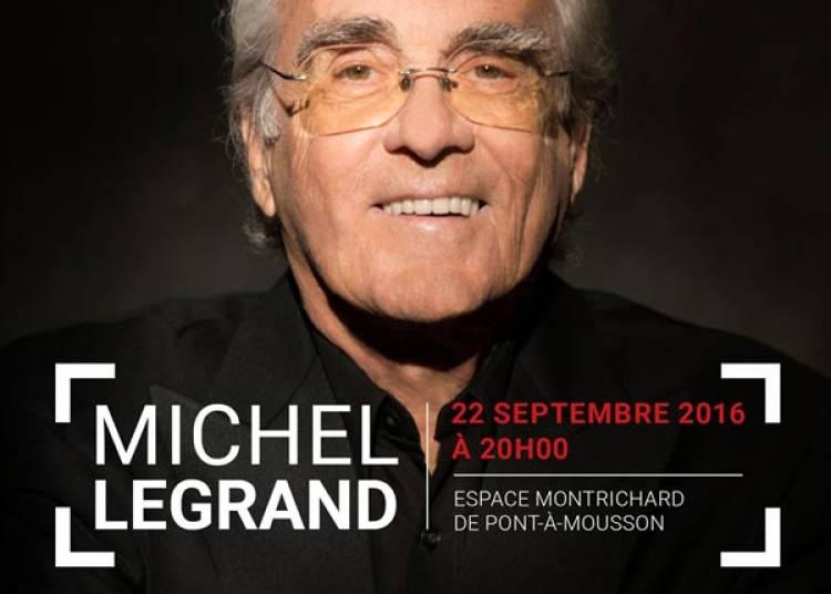 Michel Legrand � Pont A Mousson
