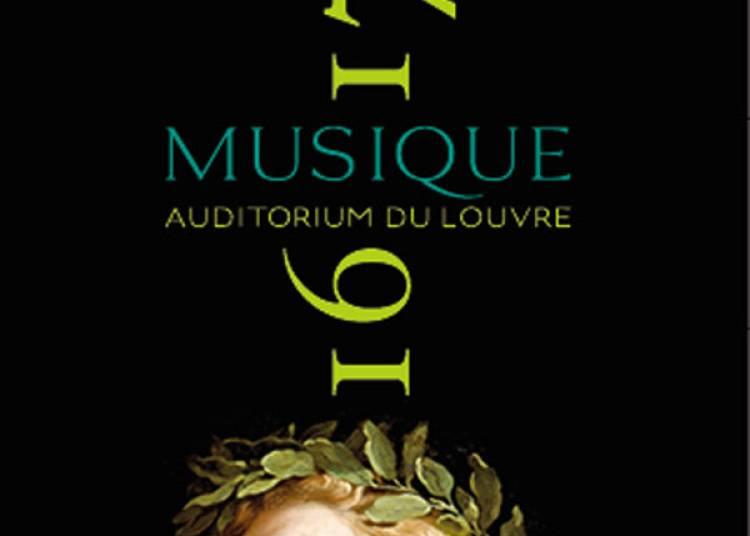 Un Soir Au Concert Spirituel � Paris 1er