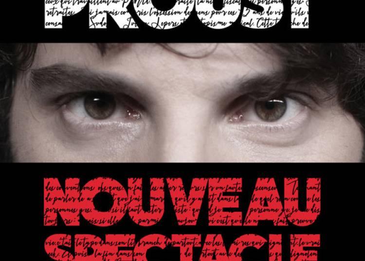 Gaspard Proust � Marseille