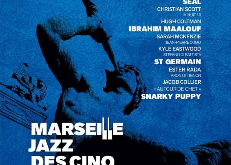 Jamie Cullum Autour De Chet � Marseille