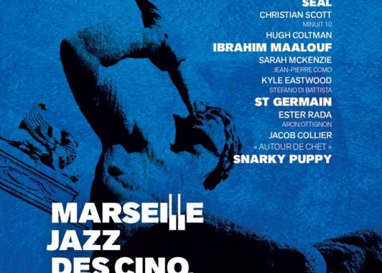 Jazz Des Cinq Continents Au Mucem � Marseille