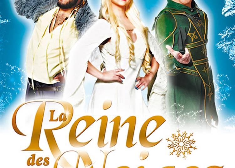 La Reine Des Neiges � Paris 10�me