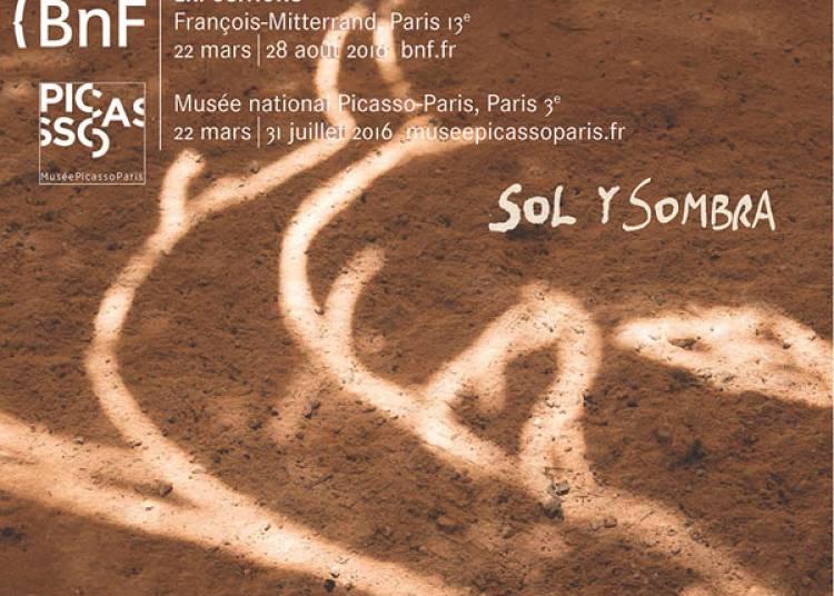 Miquel Barcel�. Sol Y Sombra � Paris 13�me